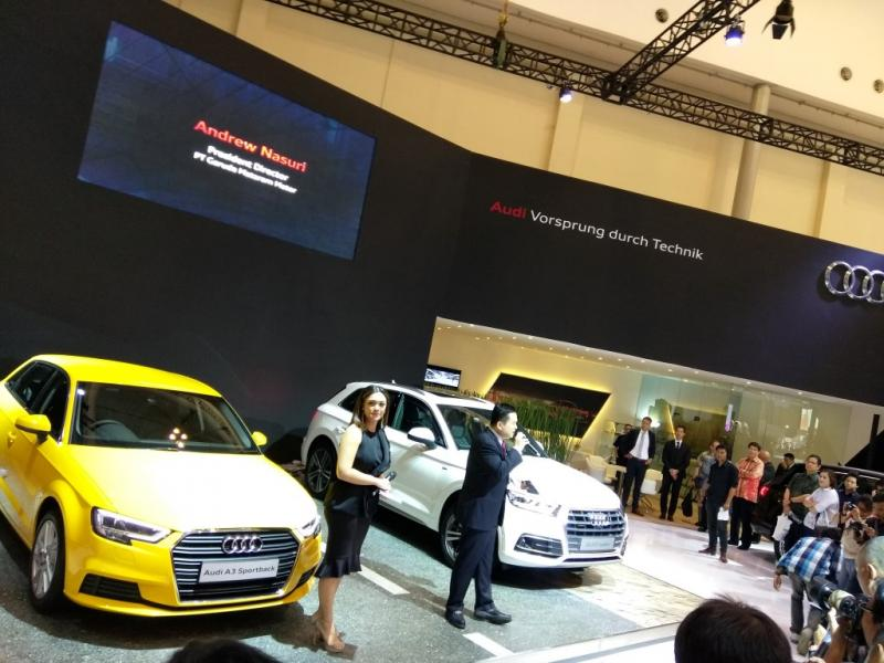 Audi Luncurkan All New Audi Q5 dan All New Audi A3 Sportback