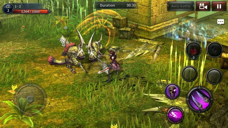 Review Shadow Blood: Game Action yang Mudah Dikuasai