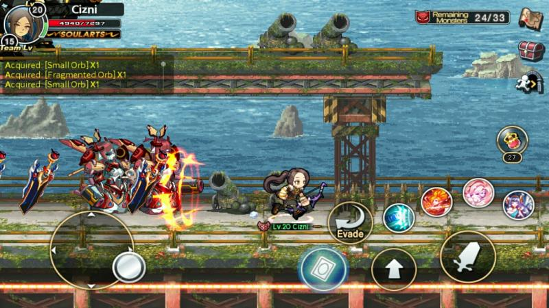 Review Soul Guardians 2: Game Action ala Retro yang Super Seru